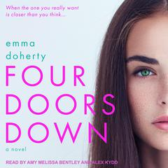 Four Doors Down Audiobook, by Emma Doherty