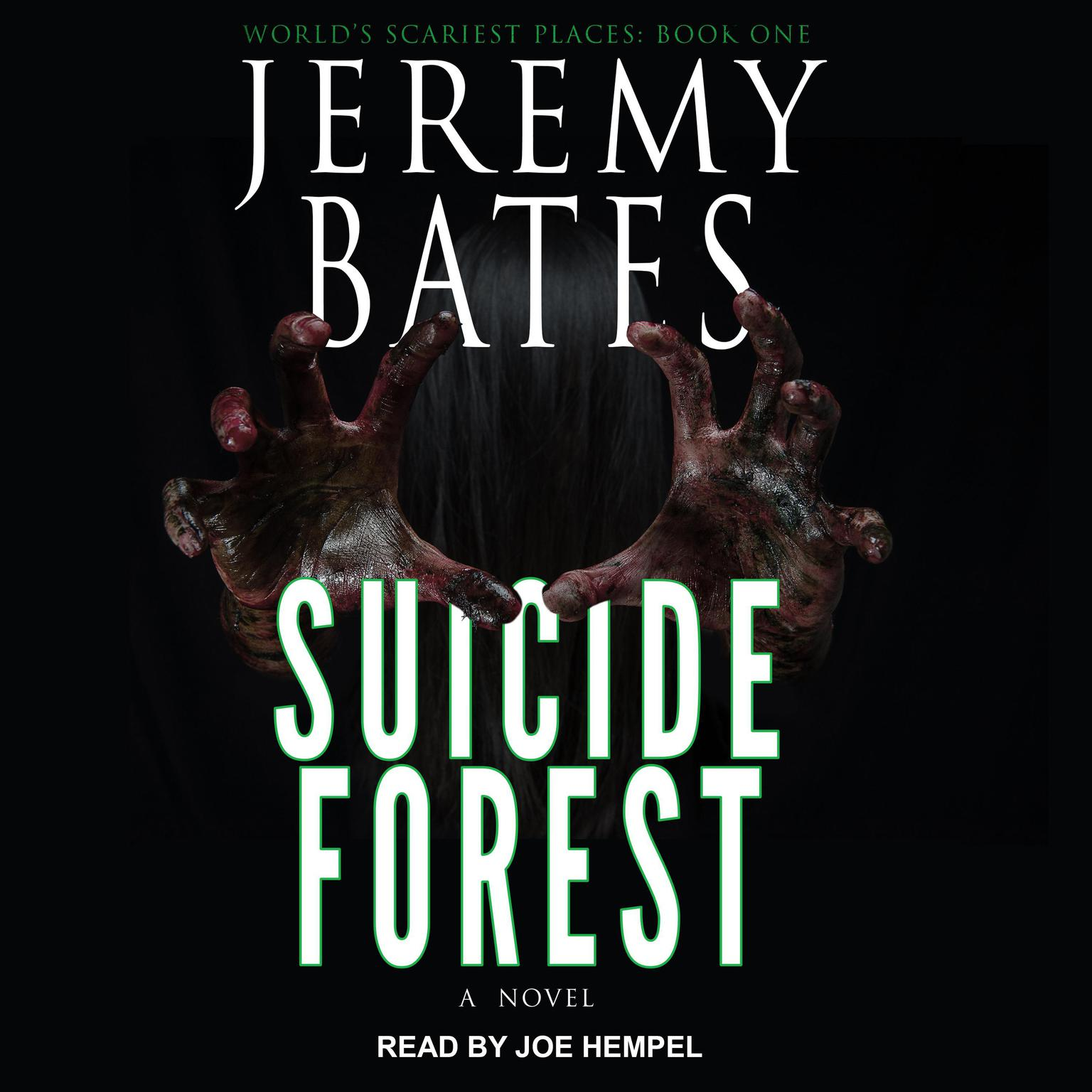 Suicide Forest Audiobook, by Jeremy Bates