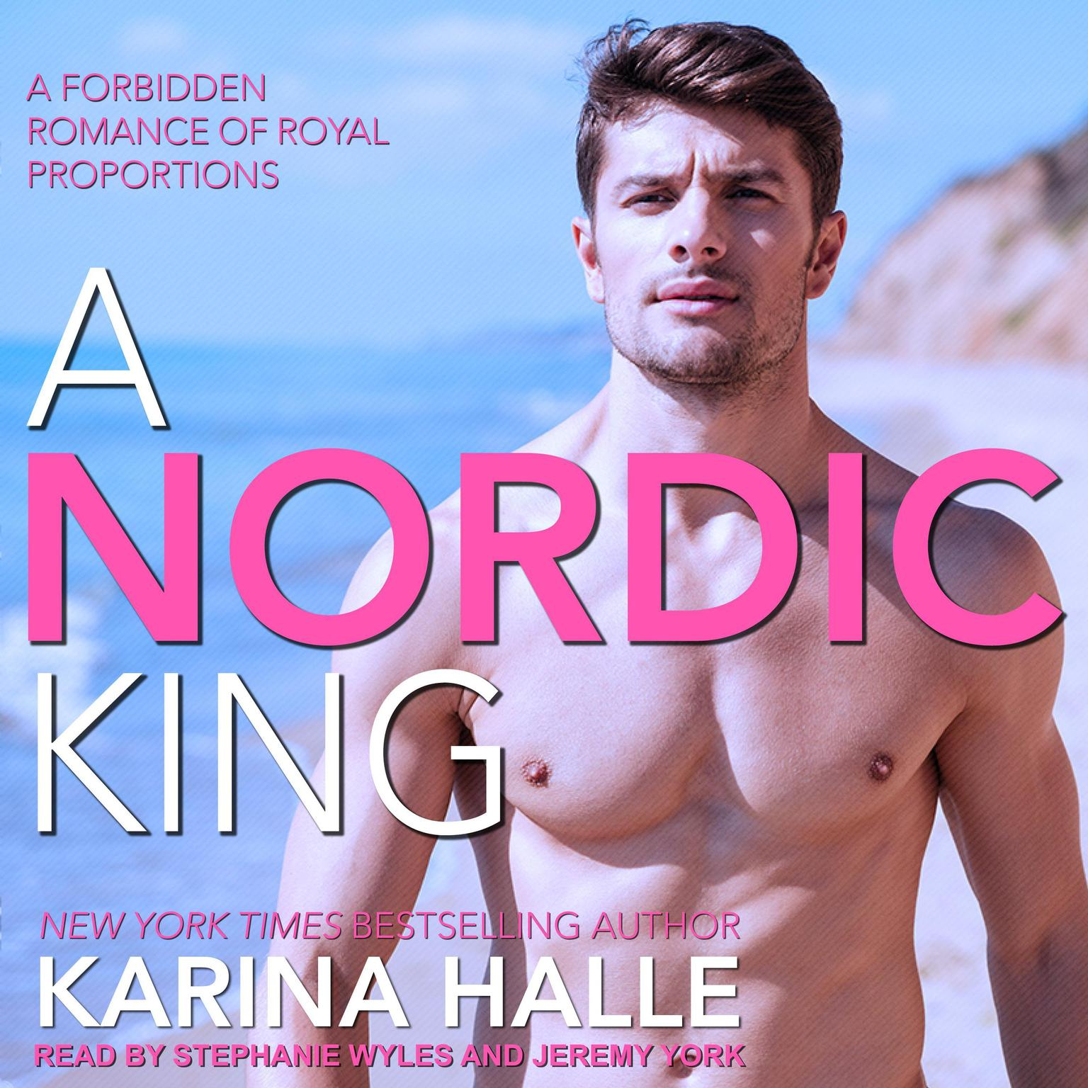 Printable A Nordic King Audiobook Cover Art