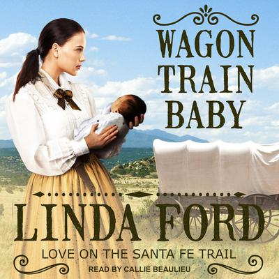 Wagon Train Baby Audiobook, by Linda Ford