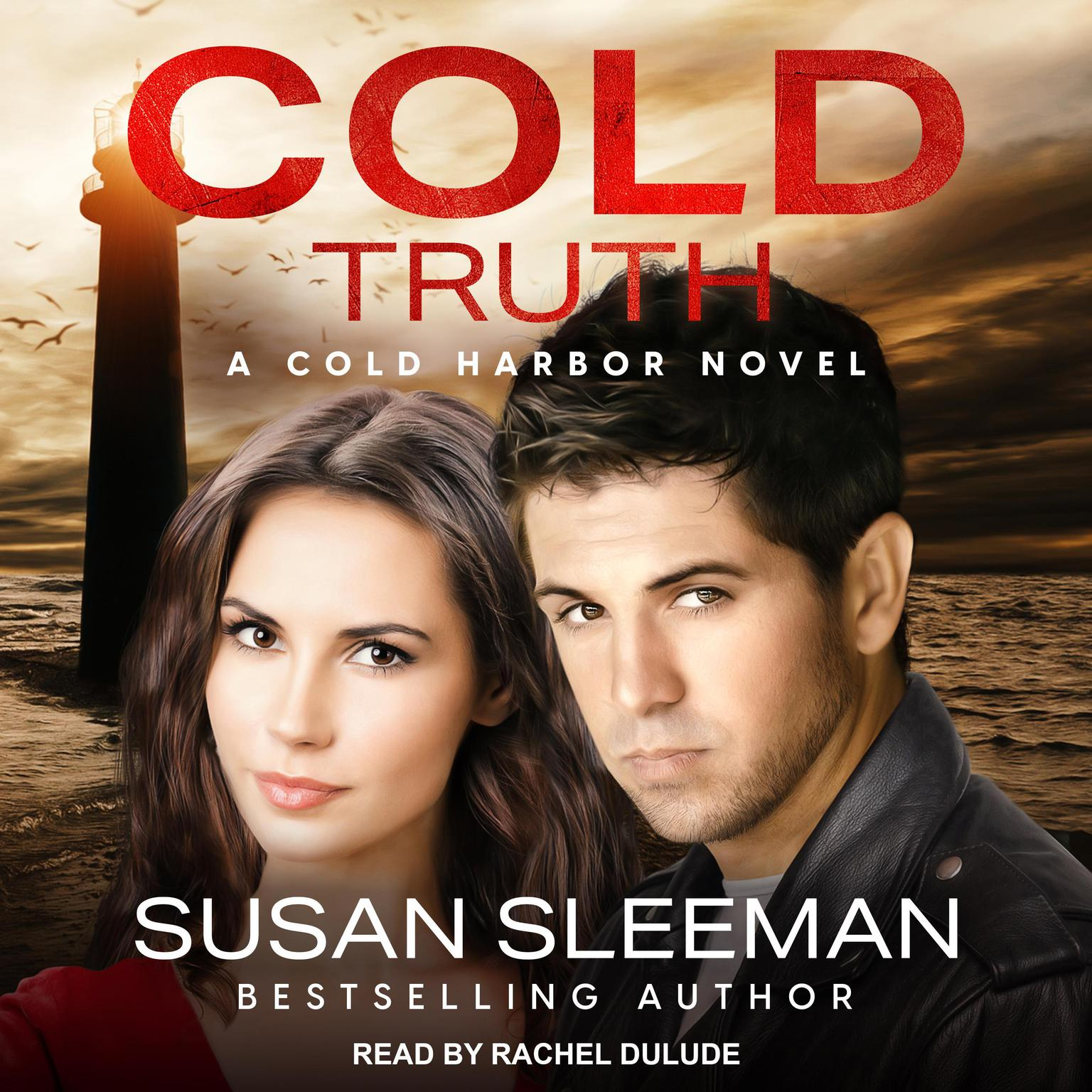 Printable Cold Truth Audiobook Cover Art