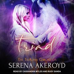 Triad Audiobook, by Serena Akeroyd