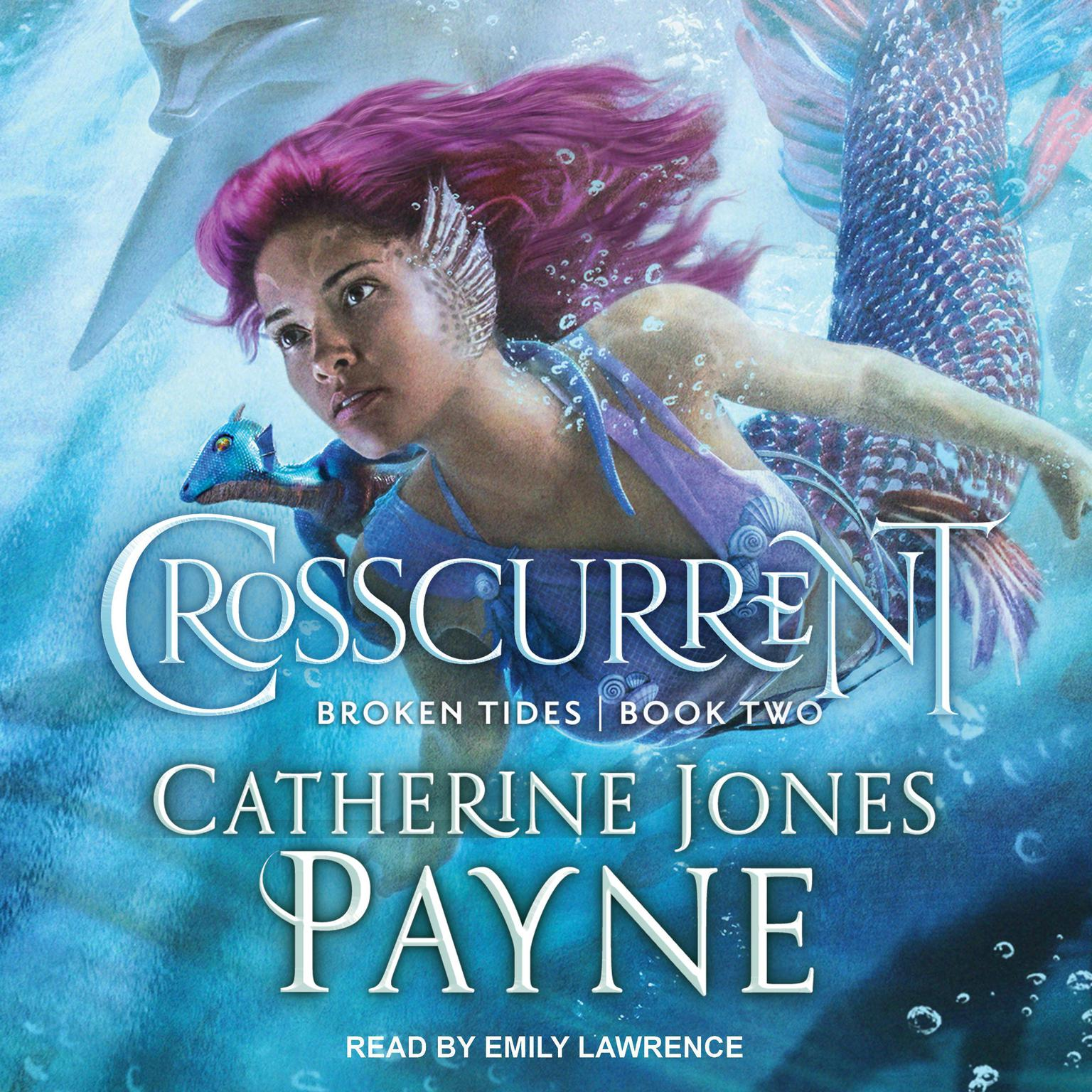 Printable Crosscurrent Audiobook Cover Art