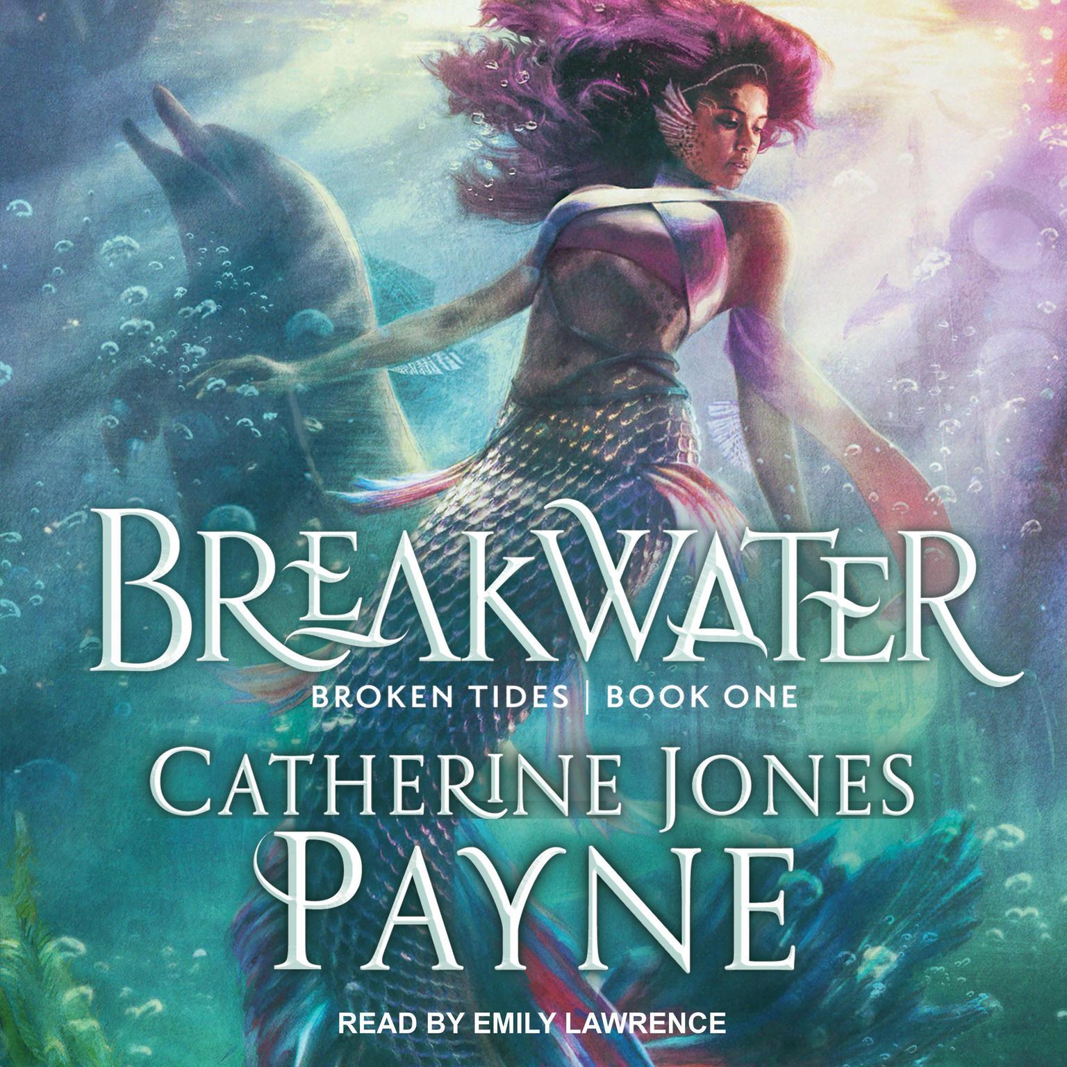 Printable Breakwater Audiobook Cover Art