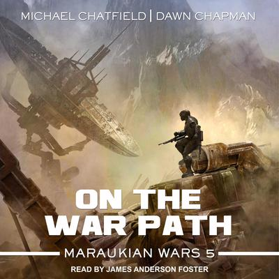 On the Warpath Audiobook, by Michael Chatfield