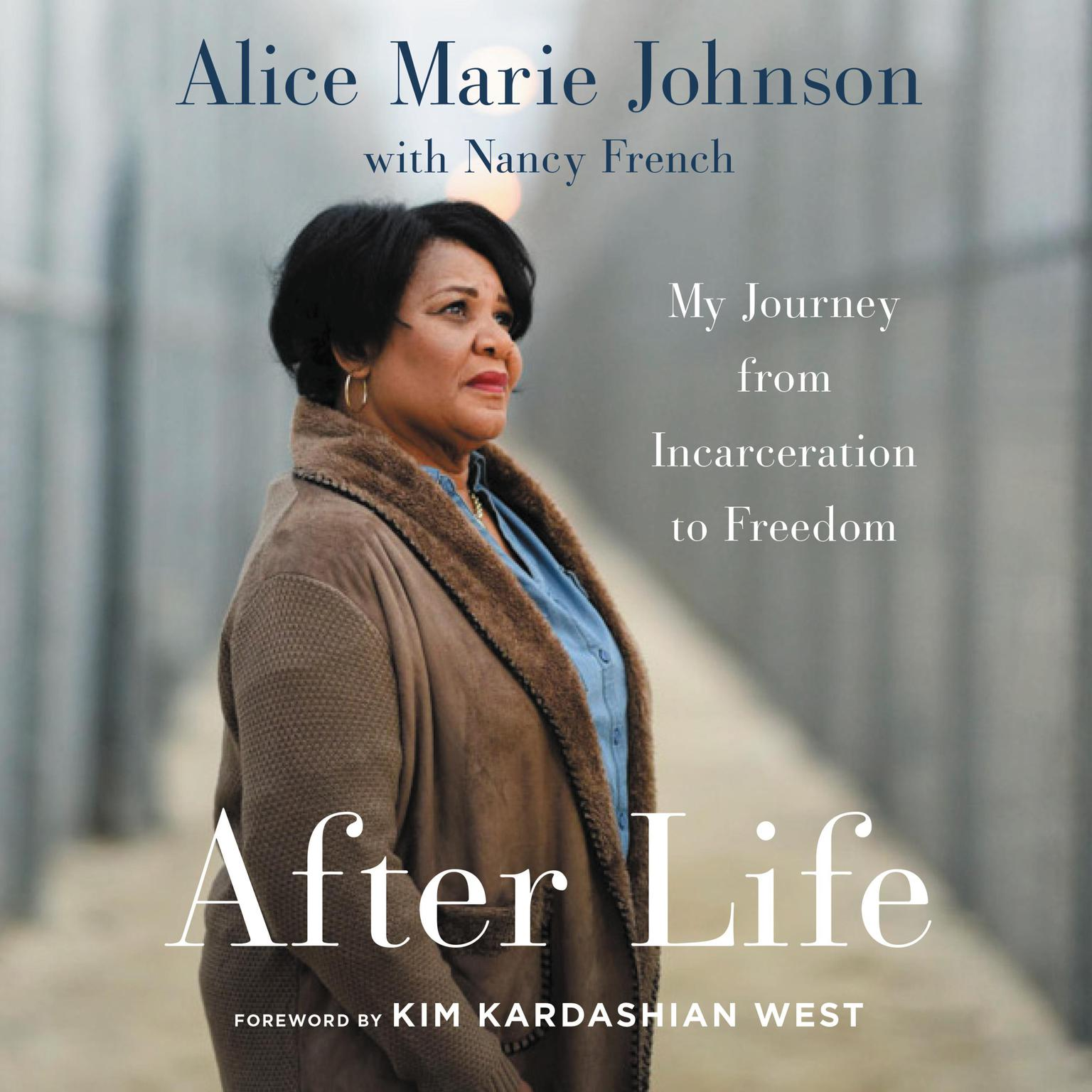 Printable After Life: My Journey from Incarceration to Freedom Audiobook Cover Art