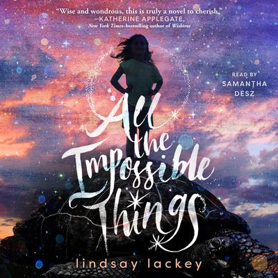 All the Impossible Things Audiobook, by Lindsay Lackey