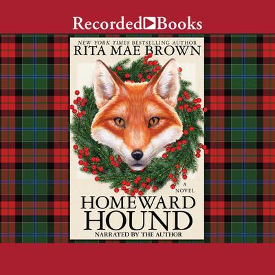 Homeward Hound Audiobook, by Rita Mae Brown