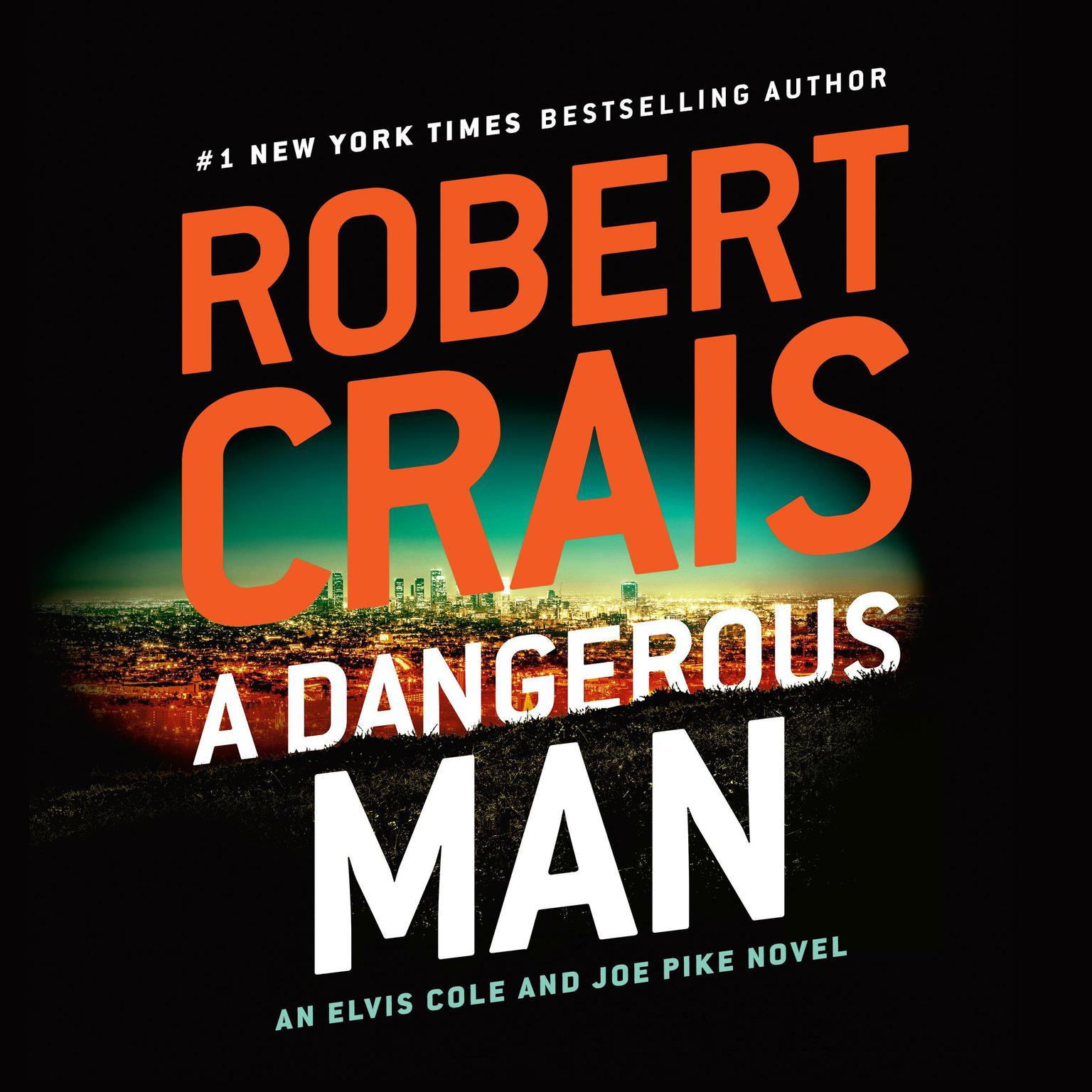 Printable A Dangerous Man Audiobook Cover Art