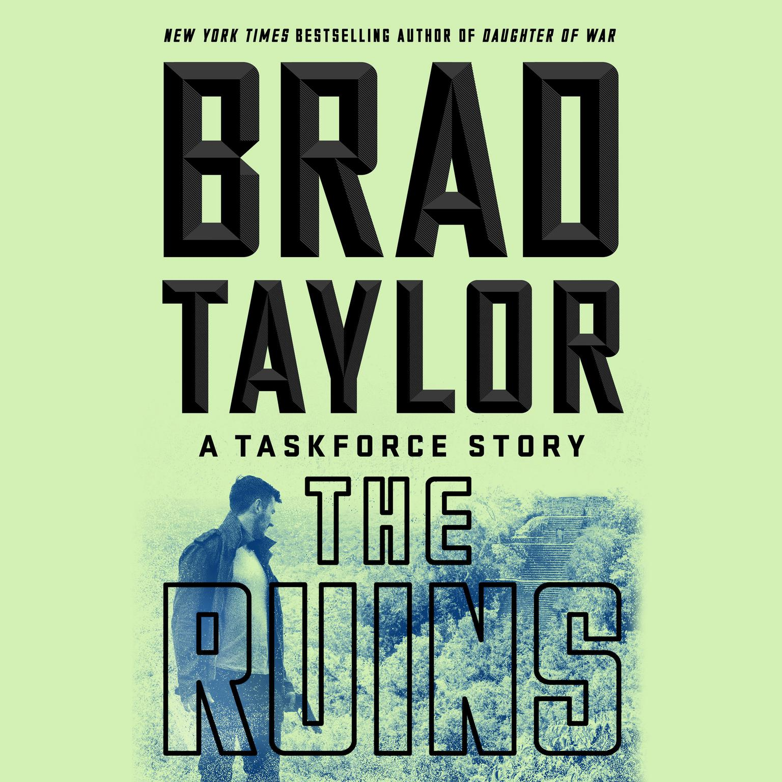 Printable The Ruins: A Taskforce Story Audiobook Cover Art