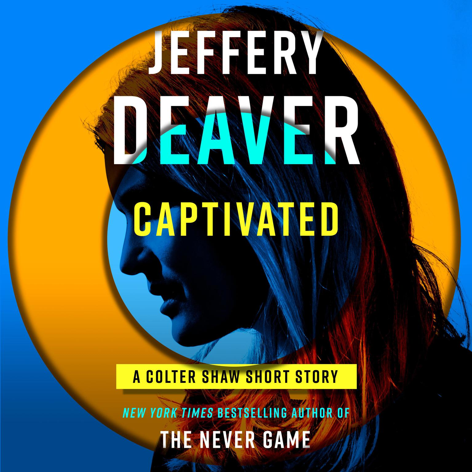 Printable Captivated Audiobook Cover Art