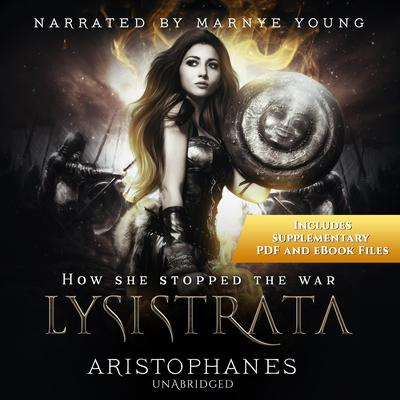 Lysistrata Audiobook, by Aristophanes