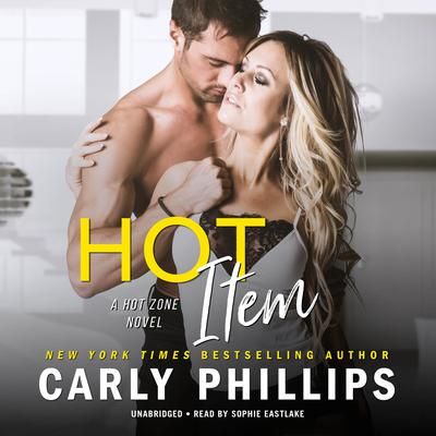 Hot Item Audiobook, by Carly Phillips