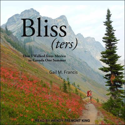 Bliss(ters): How I walked from Mexico to Canada One Summer Audiobook, by Gail M. Francis