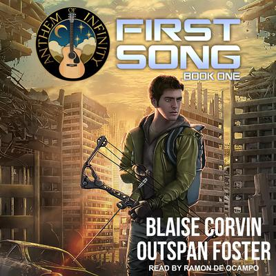 First Song Audiobook, by Blaise Corvin