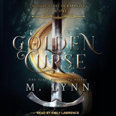 Golden Curse Audiobook, by M. Lynn