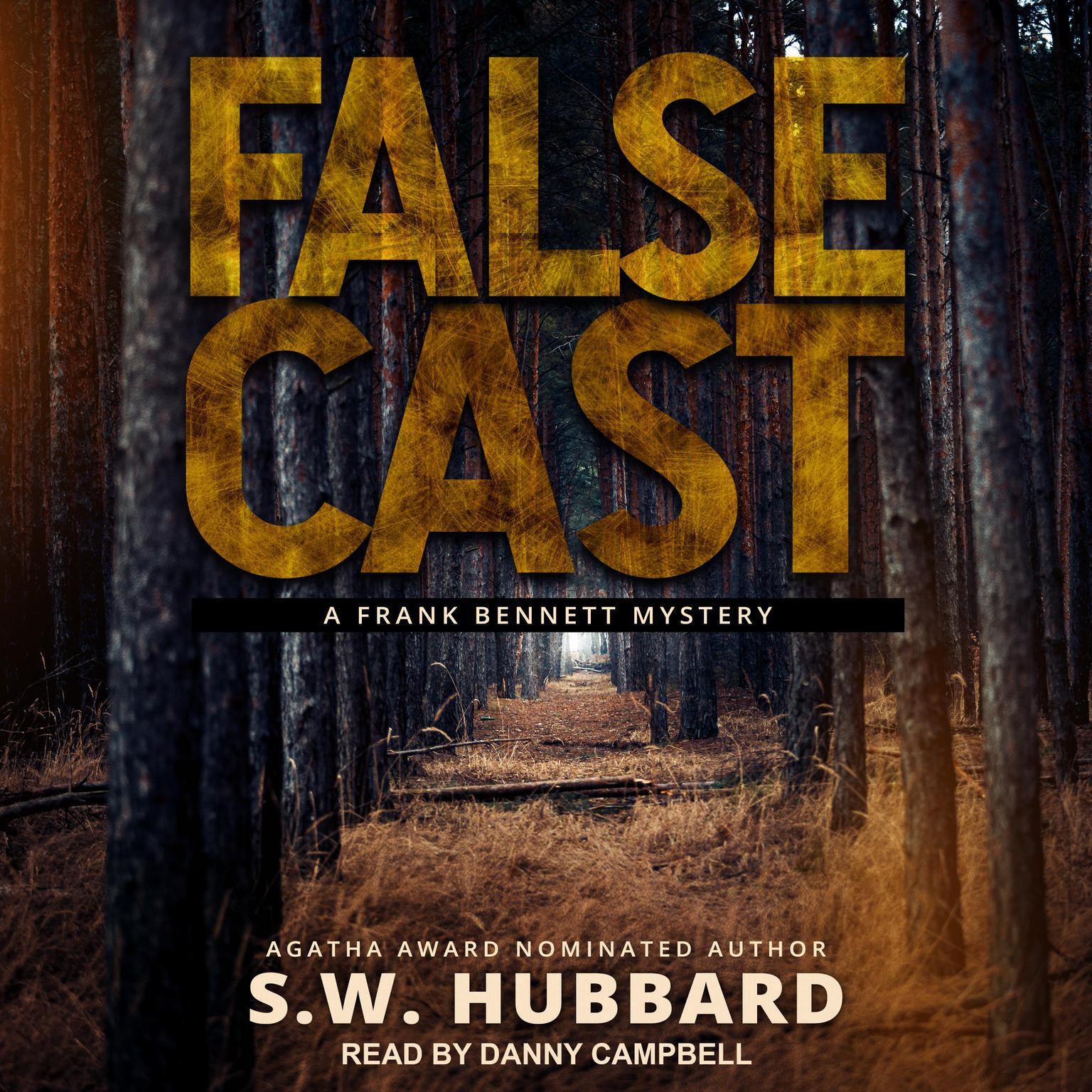 Printable False Cast Audiobook Cover Art
