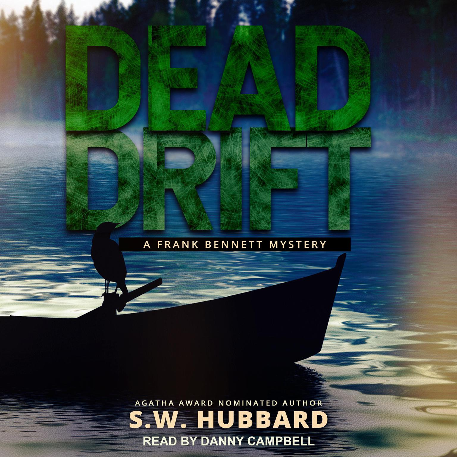 Printable Dead Drift Audiobook Cover Art