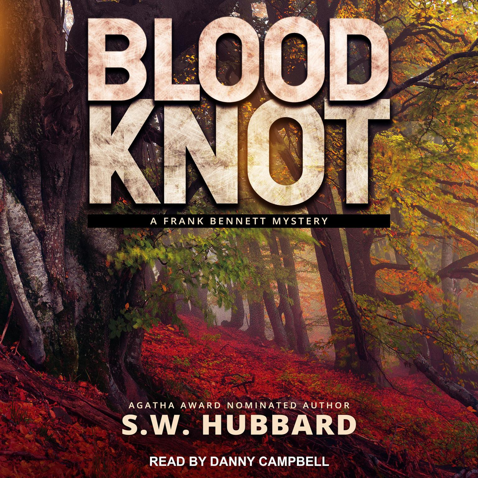 Printable Blood Knot Audiobook Cover Art