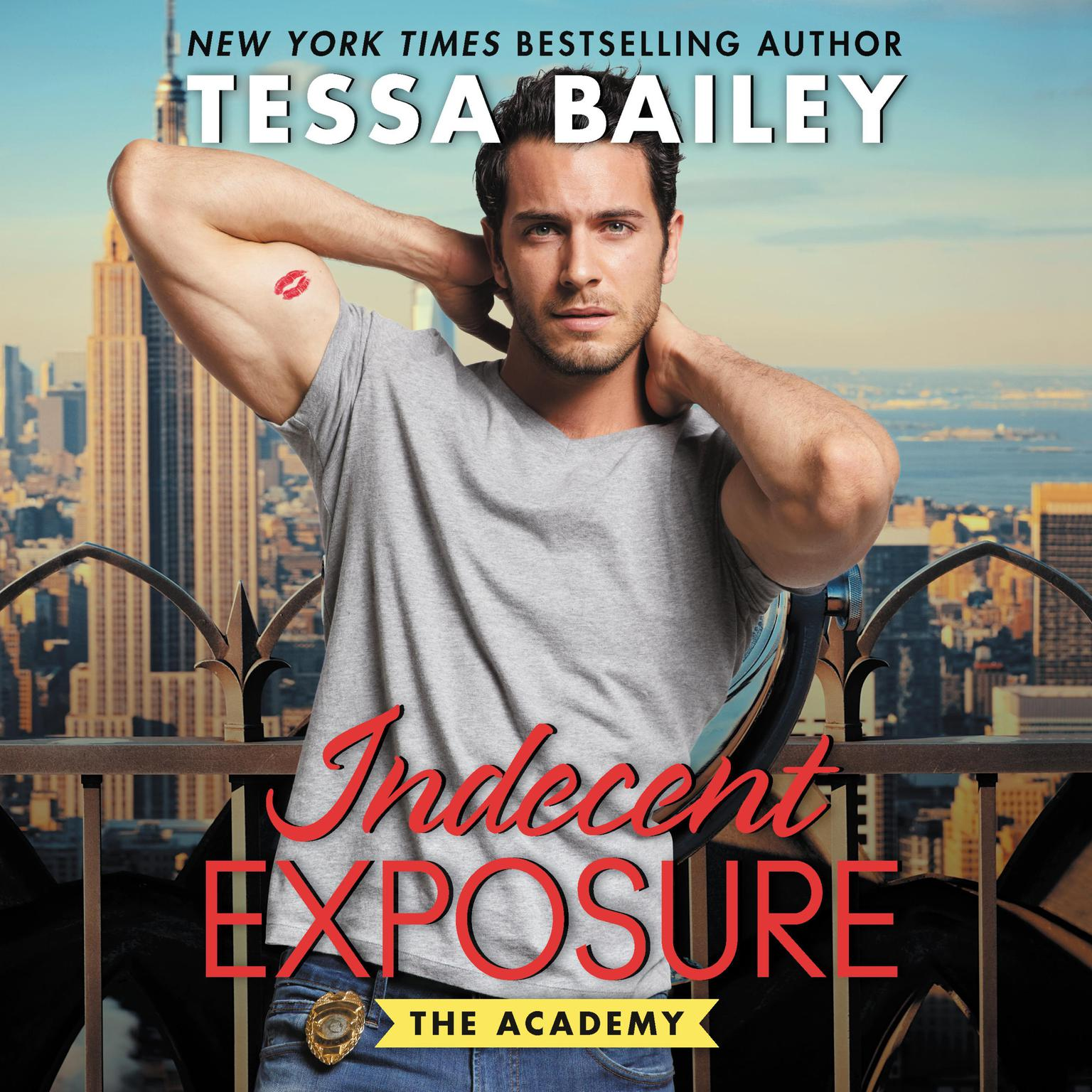 Printable Indecent Exposure: The Academy Audiobook Cover Art