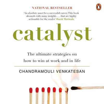 Catalyst Audiobook, by Chandramouli Venkatesan