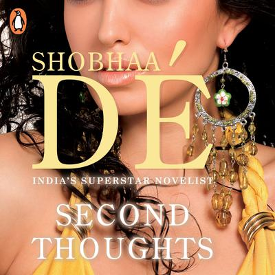 Second Thoughts Audiobook, by Shobhaa De