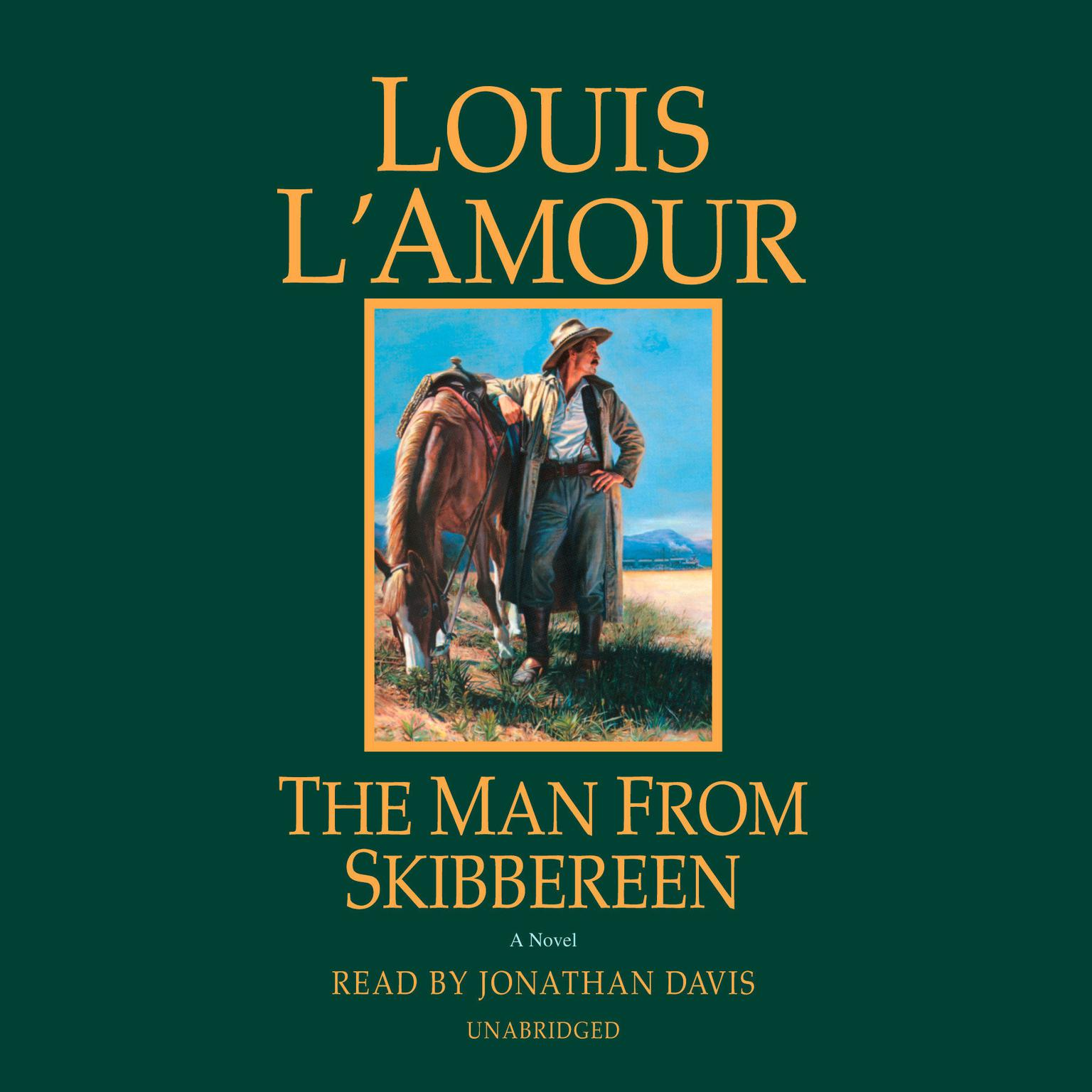 Printable The Man from Skibbereen: A Novel Audiobook Cover Art