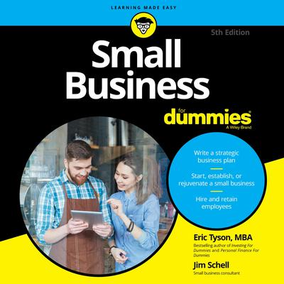 Small Business For Dummies: 5th Edition Audiobook, by Eric Tyson