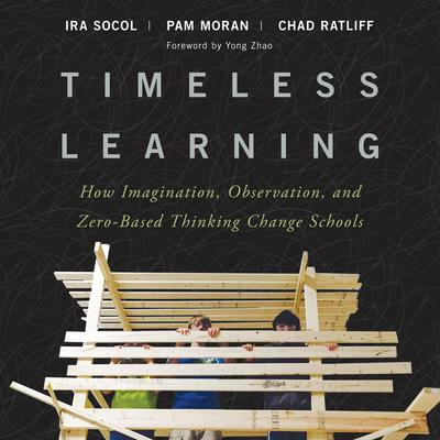 Timeless Learning: How Imagination, Observation, and Zero-Based Thinking Change Schools Audiobook, by Chad Ratliff