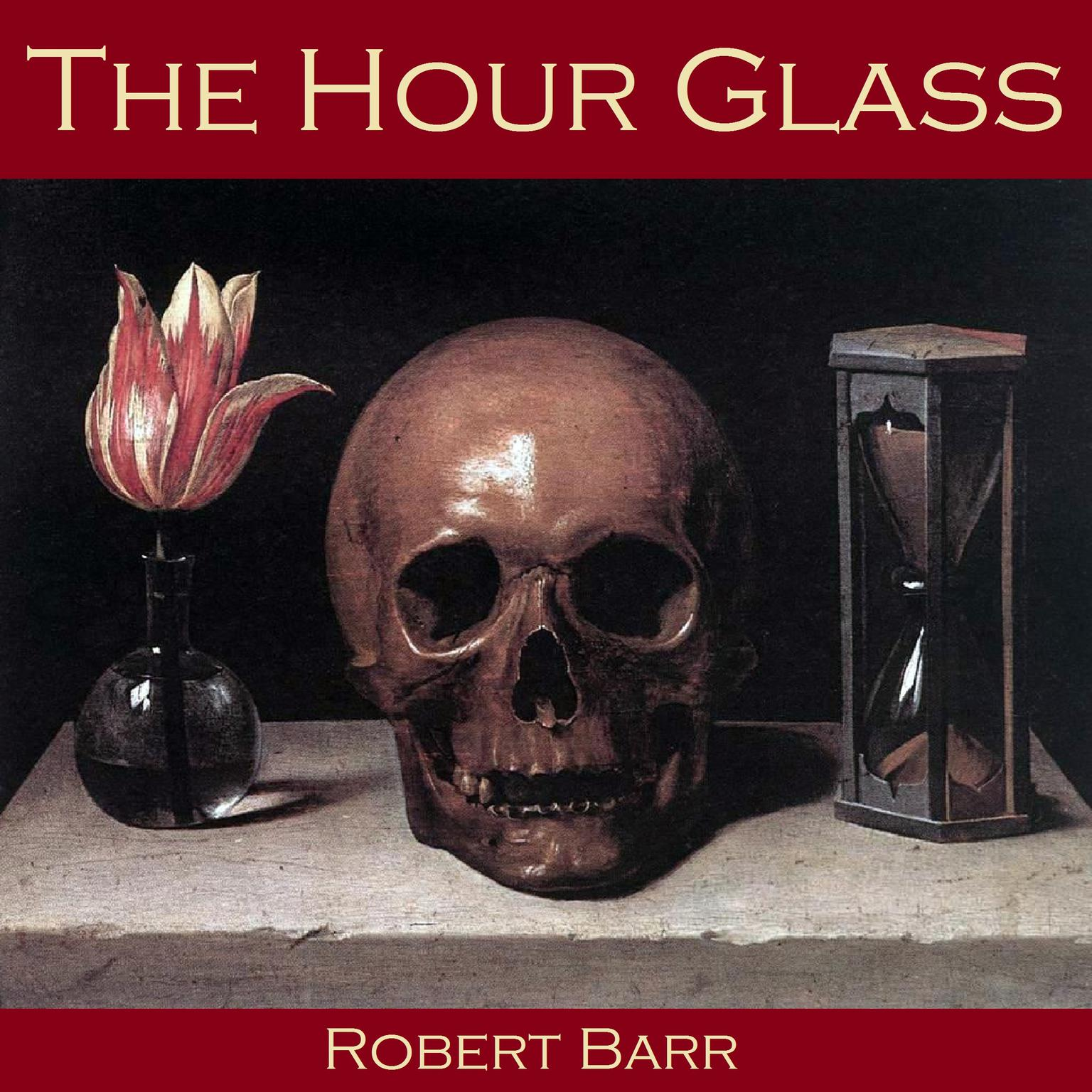 Printable The Hour Glass Audiobook Cover Art