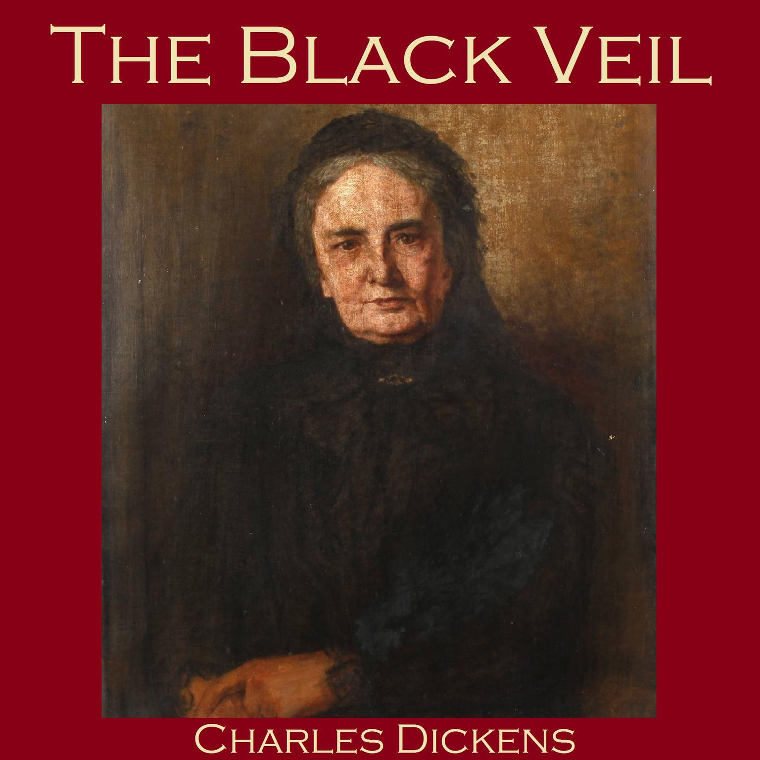 Printable The Black Veil Audiobook Cover Art