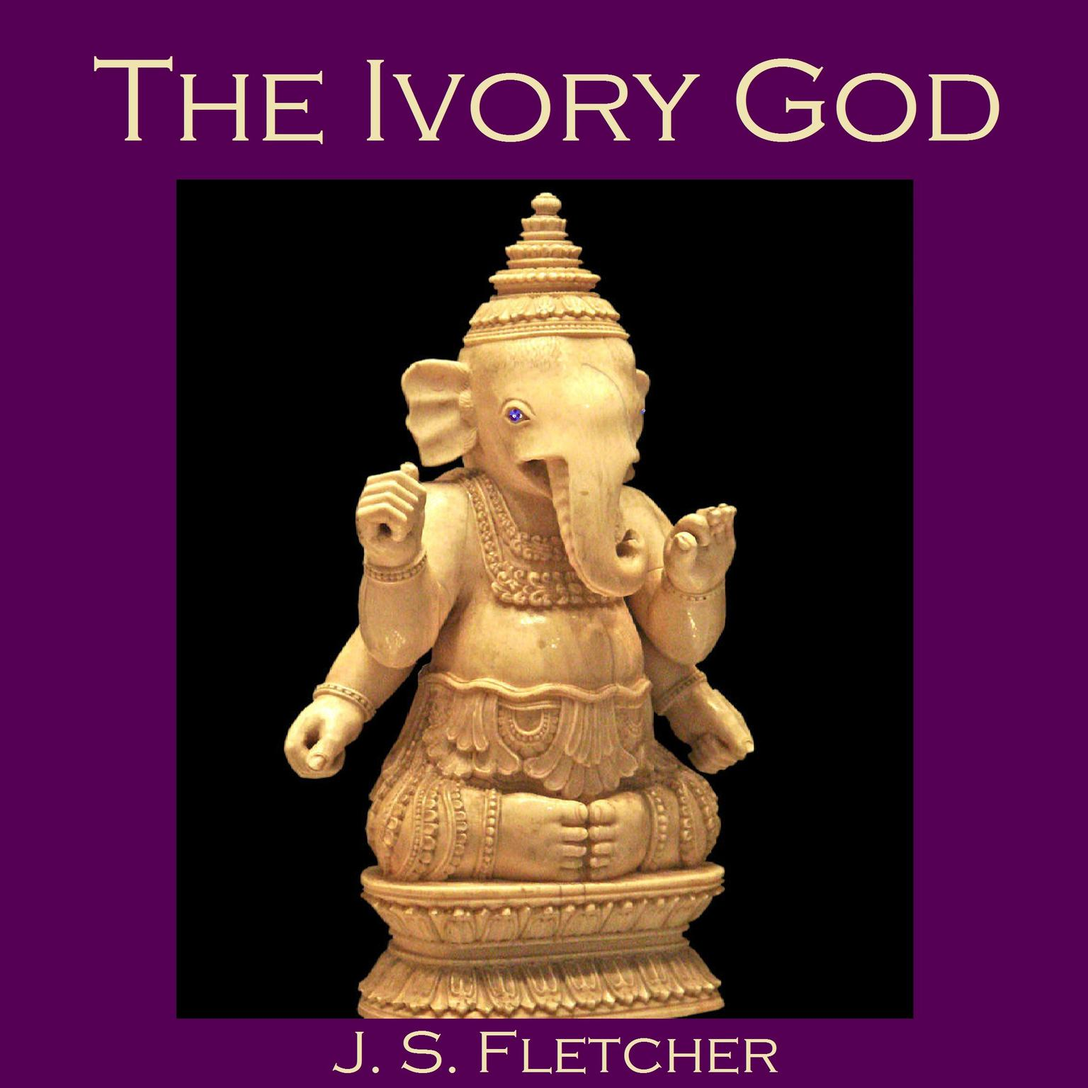 Printable The Ivory God Audiobook Cover Art