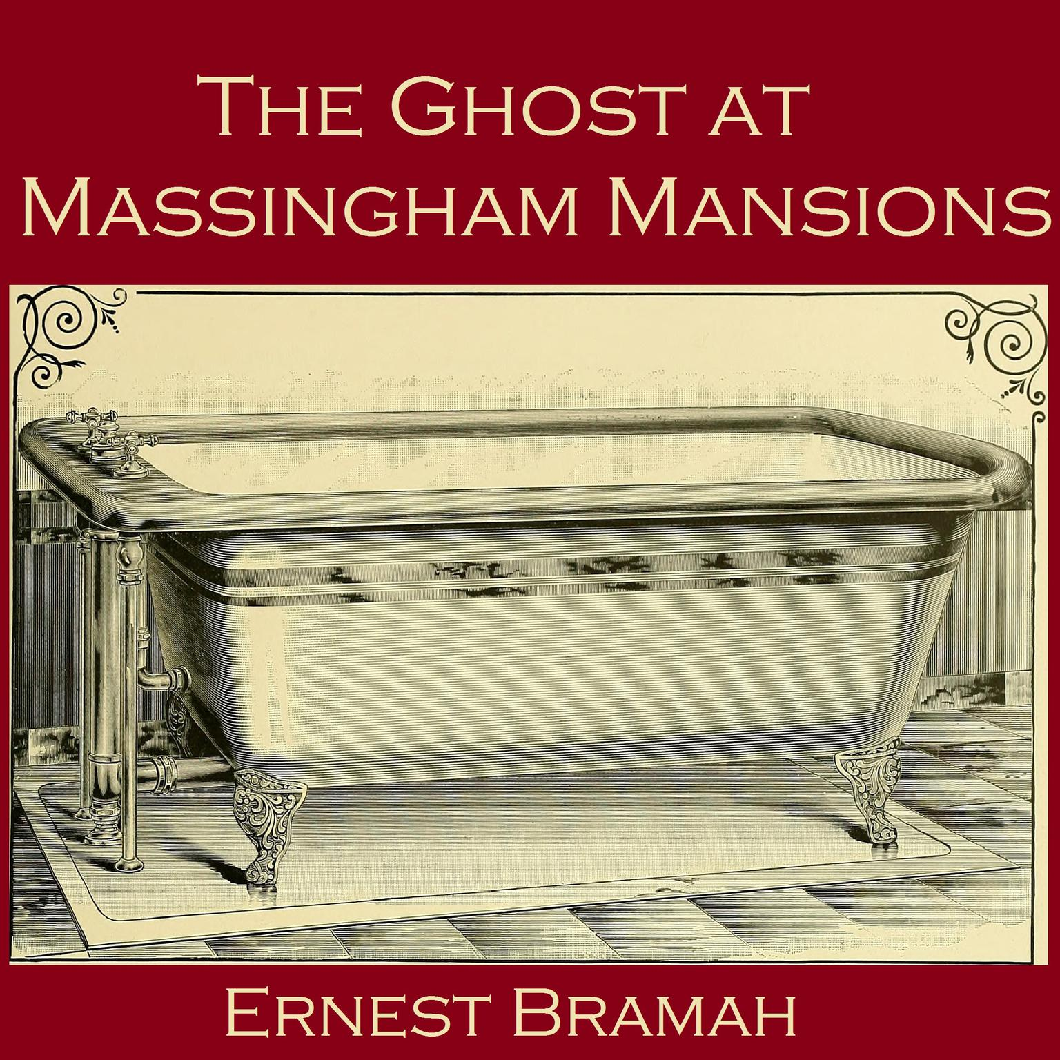 Printable The Ghost at Massingham Mansions Audiobook Cover Art