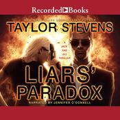 Liar's Paradox Audiobook, by Taylor Stevens