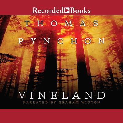 Vineland Audiobook, by Thomas Pynchon