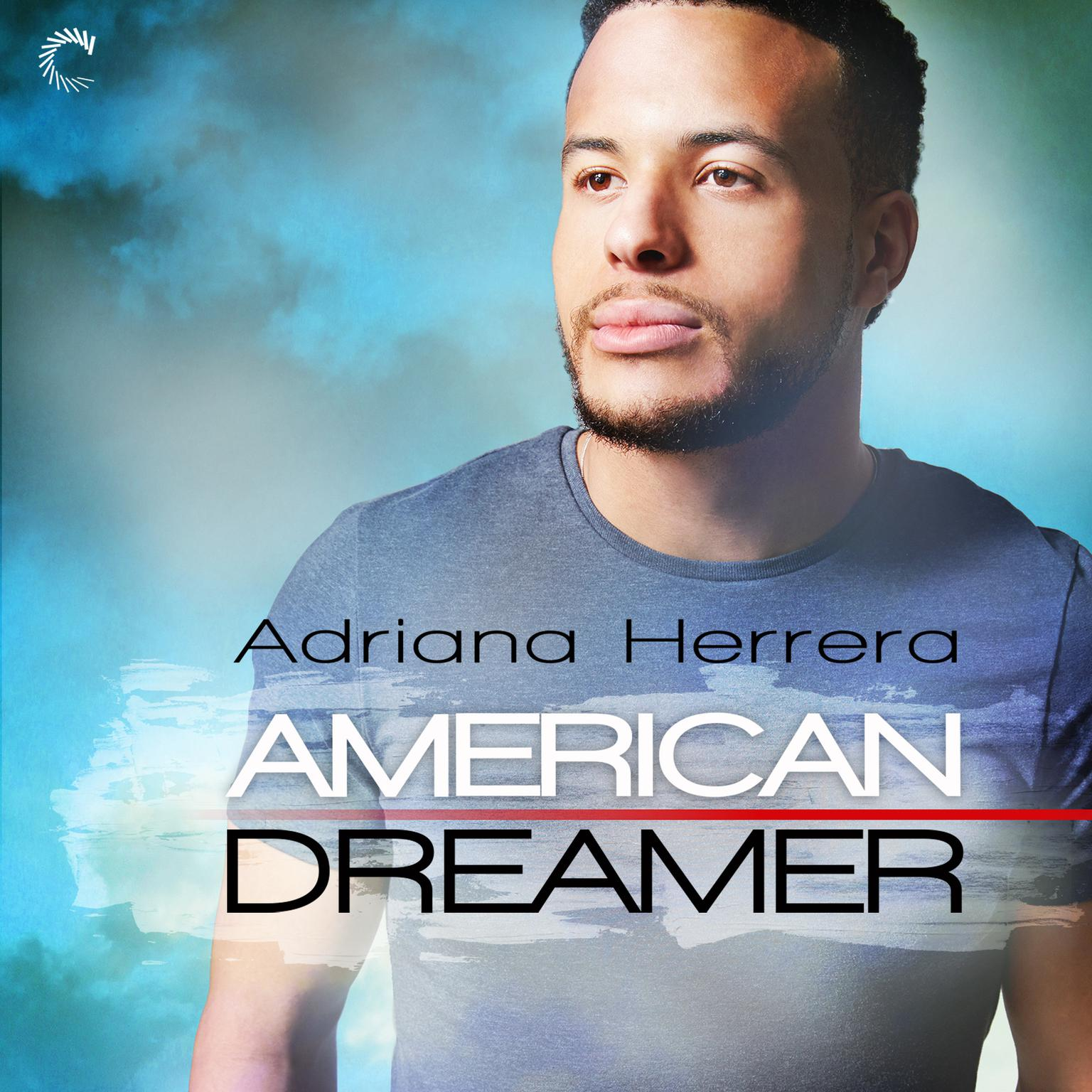Printable American Dreamer Audiobook Cover Art