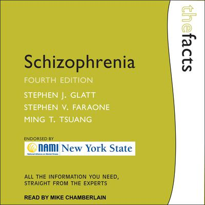 Schizophrenia Audiobook, by Ming T. Tsuang