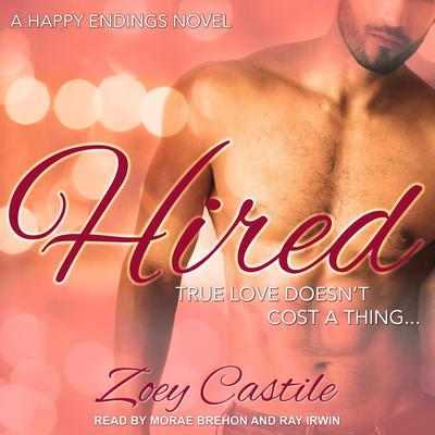 Hired Audiobook, by Zoey Castile