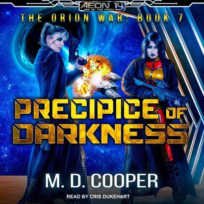 Precipice of Darkness Audiobook, by M. D. Cooper