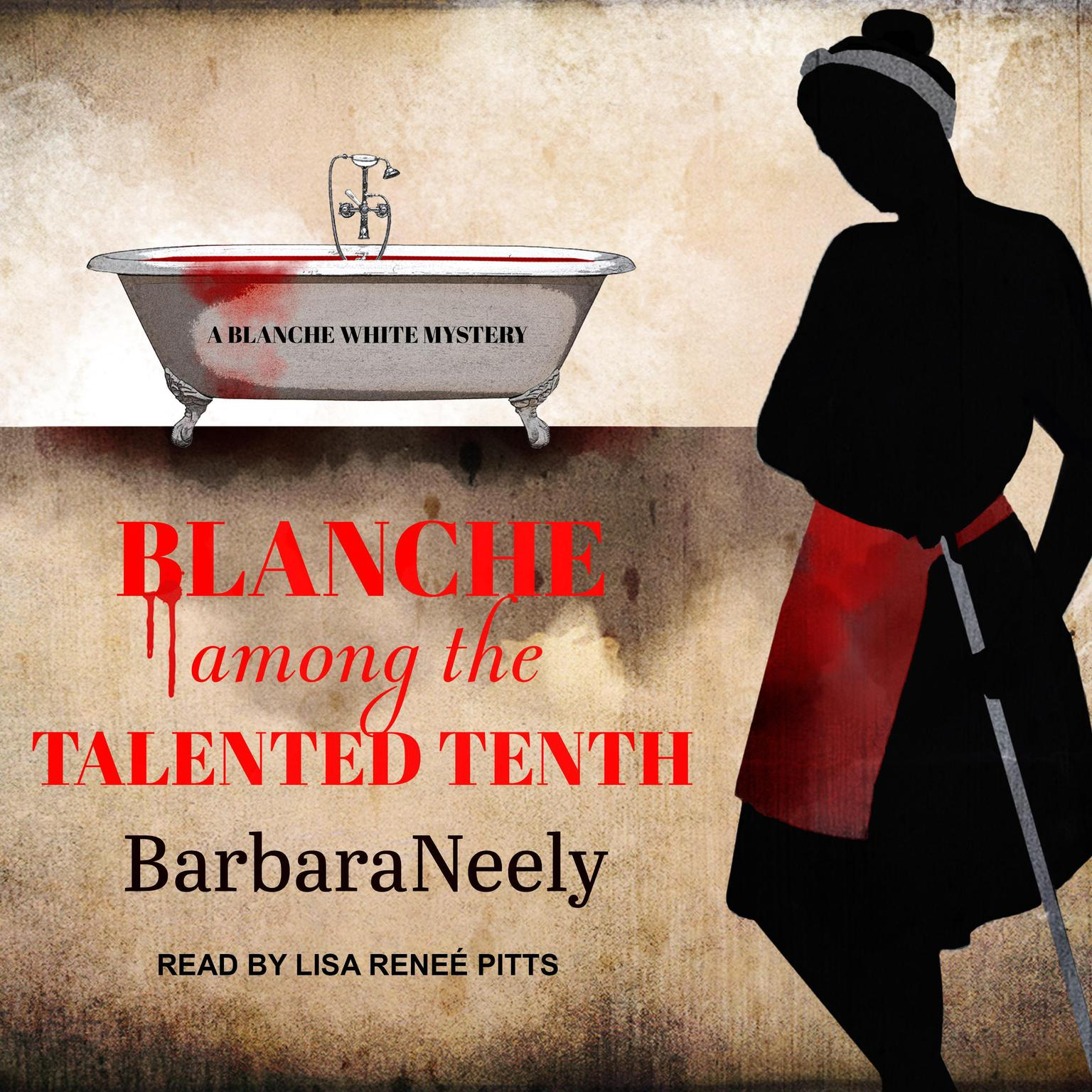 Printable Blanche Among the Talented Tenth Audiobook Cover Art