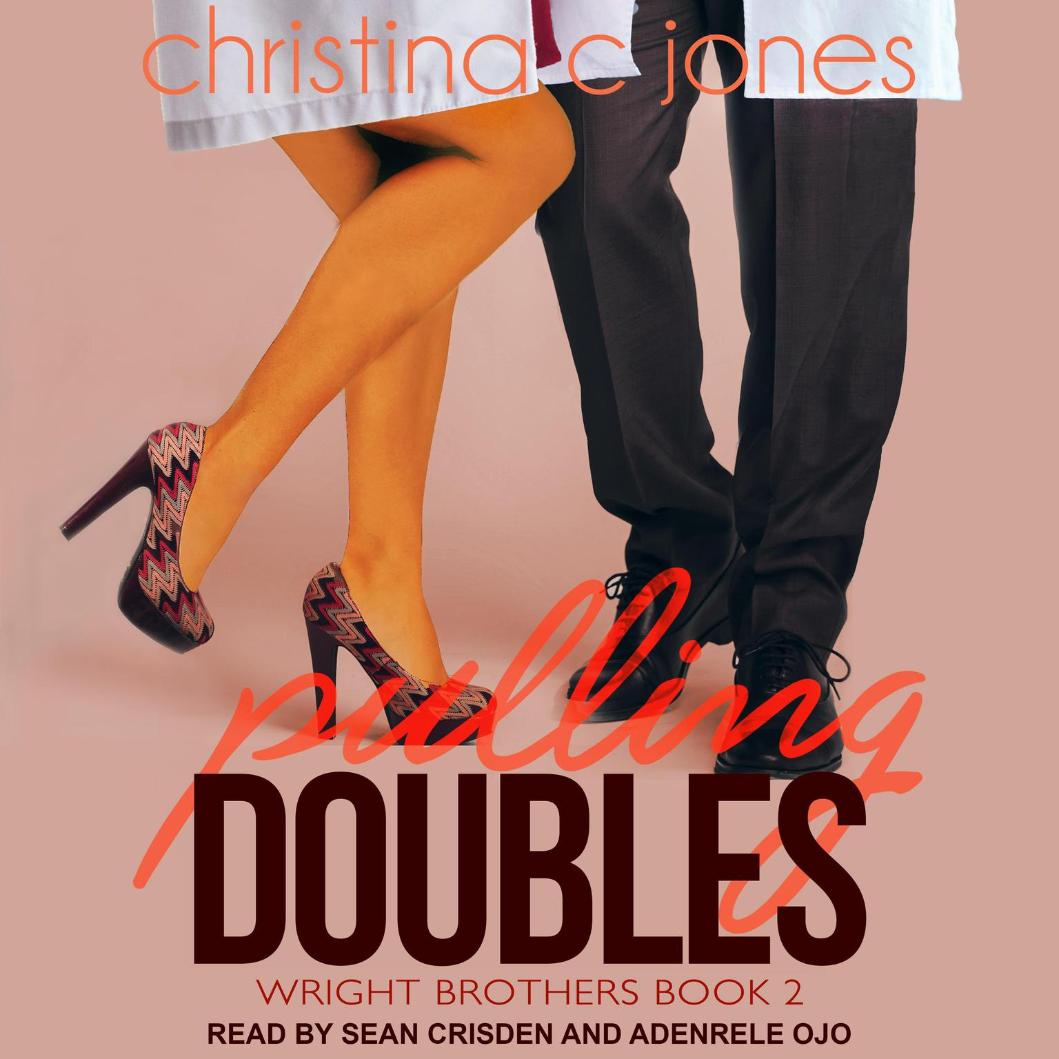Printable Pulling Doubles Audiobook Cover Art