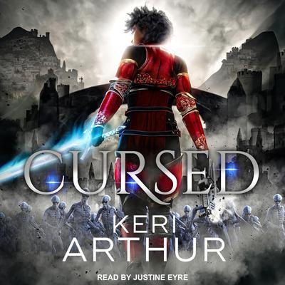 Cursed Audiobook, by Keri Arthur