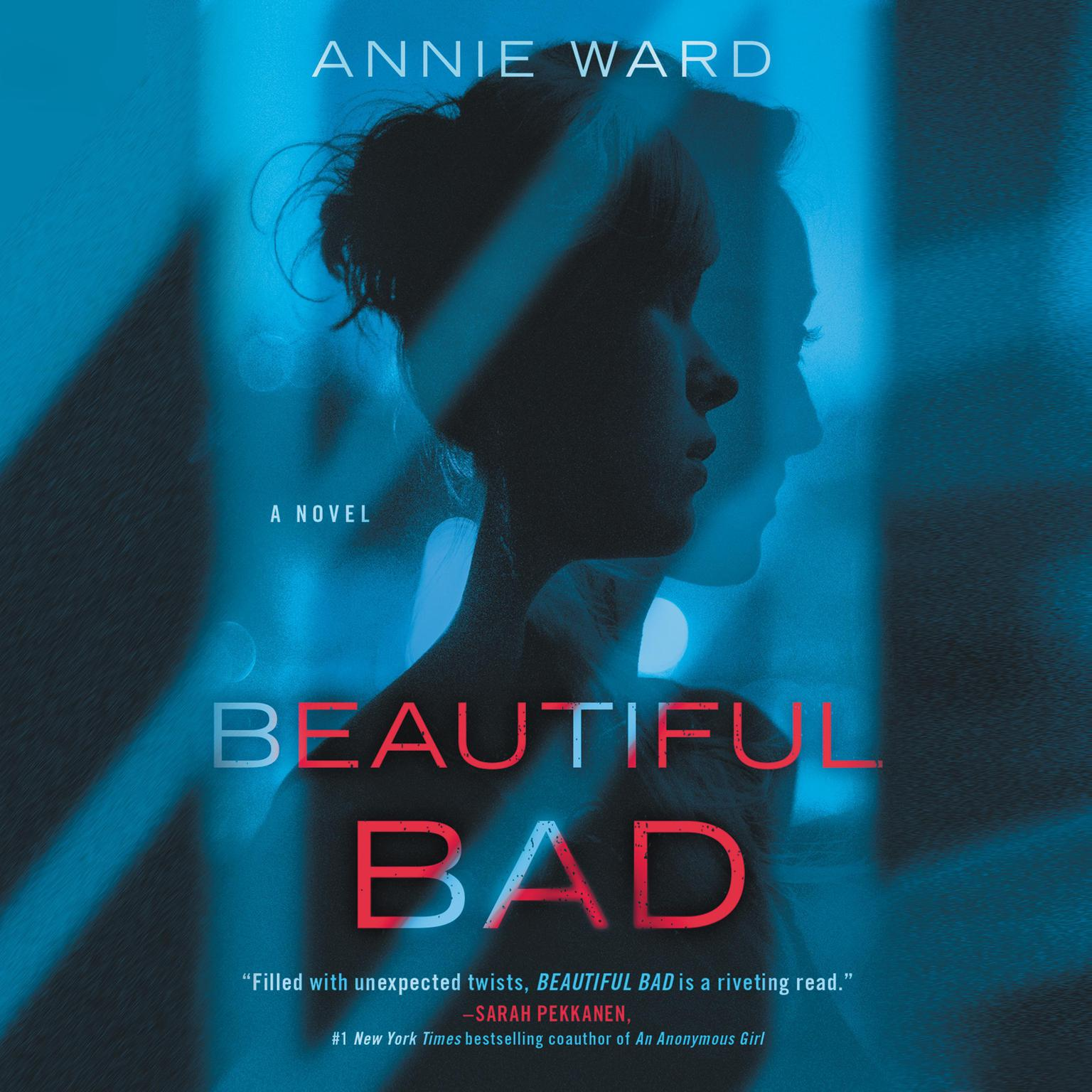 Printable Beautiful Bad: A Novel Audiobook Cover Art