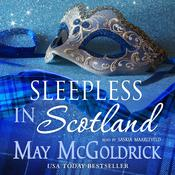 Sleepless in Scotland Audiobook, by May McGoldrick