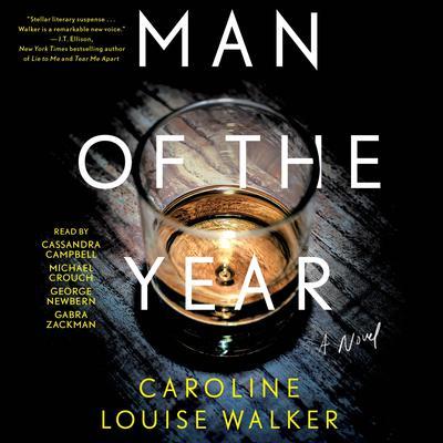 Man of the Year Audiobook, by Caroline Louise Walker