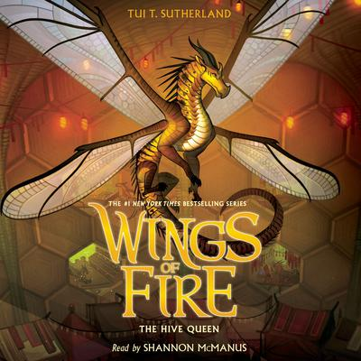 The Hive Queen Audiobook, by Tui T. Sutherland