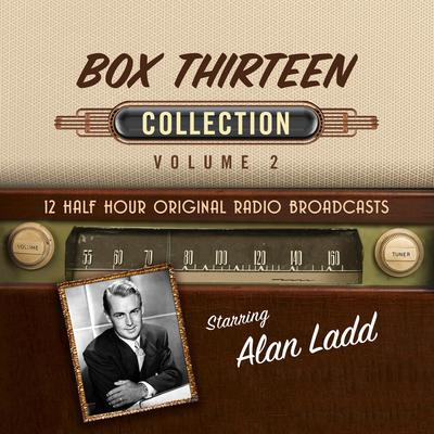 Box Thirteen, Collection 2 Audiobook, by Black Eye Entertainment