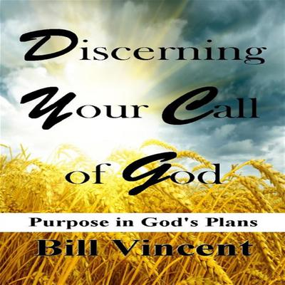 Discerning Your Call of God: Purpose in God's Plans Audiobook, by Bill Vincent