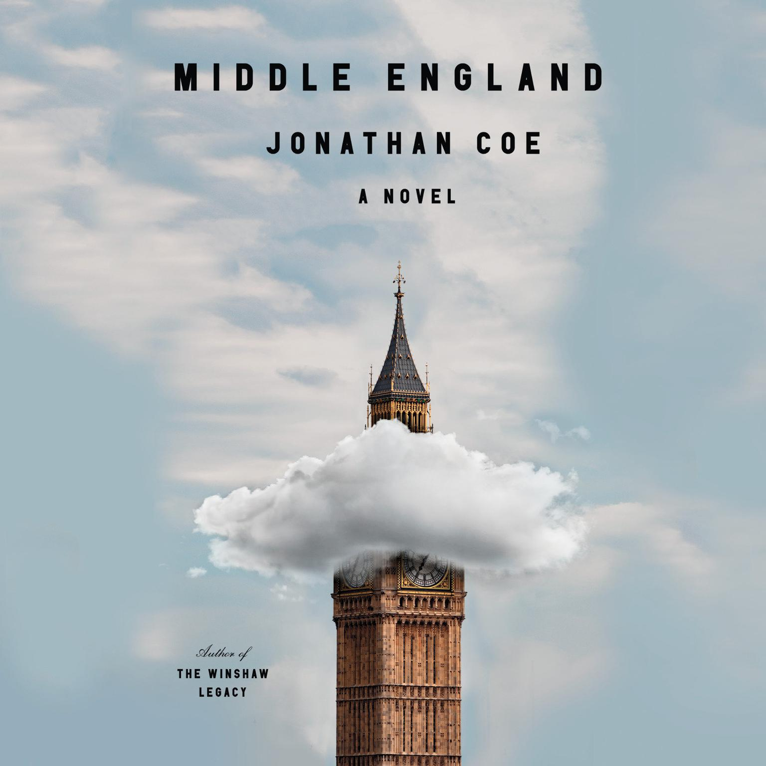 Printable Middle England: A novel Audiobook Cover Art
