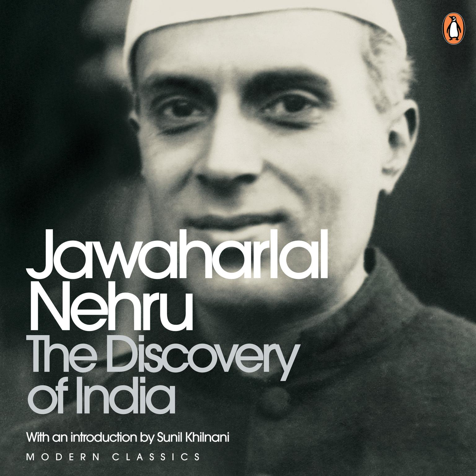 Printable Discovery Of India Audiobook Cover Art
